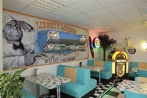 American Diner Einrichtung : us oldtimer frontpartien f r die wand als dekoration oder ~ Sanjose-hotels-ca.com Haus und Dekorationen