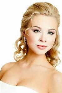 Coiffure Blonde Mi Long : coiffure mariage cheveux mi long blond ~ Melissatoandfro.com Idées de Décoration