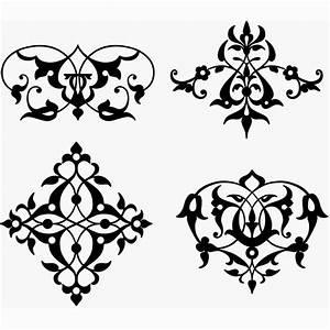 Turkish ornament pattern 3 | tezhip | Pinterest ...