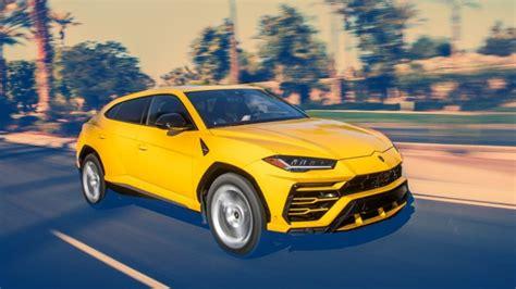 2020 Lamborghini Suv by 2020 Lamborghini Urus Changes Top Speed Price 2019