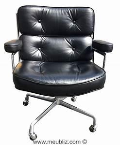 Fauteuil Charles Eames Original : fauteuil de bureau time life executive es104 par charles eames meuble design ~ Nature-et-papiers.com Idées de Décoration