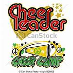 Cheerleader Conceptions Clip Clipart Illustrations Fotosearch Cheerleading