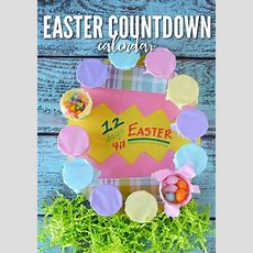 Easter Countdown Calendar!  Passion For Savings
