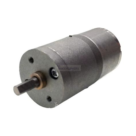 Dc Motors by 19 99 Low Speed Dc Motor 12v 21 Rpm Tinkersphere