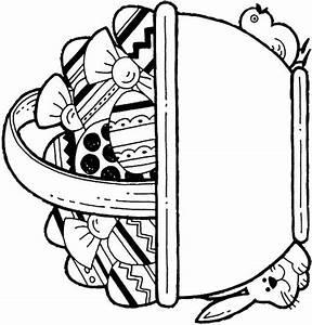 Bread Basket Coloring Page Coloring Pages