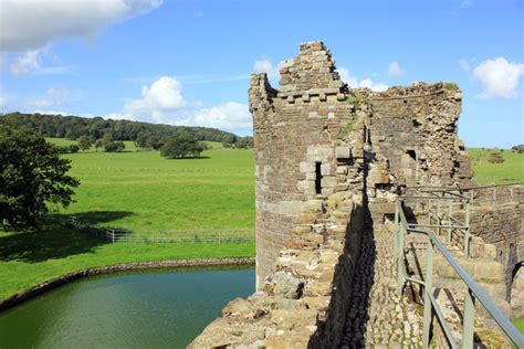 curtain wall castle curtain wall tower at beaumaris castle 169 jeff buck