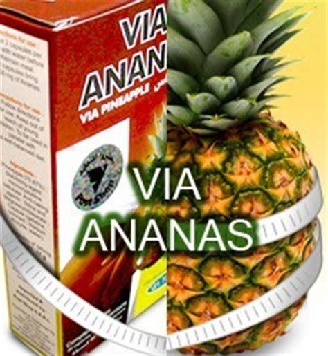 via ananas