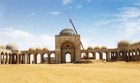 bahria town grand jamia mosque karachi view pictures