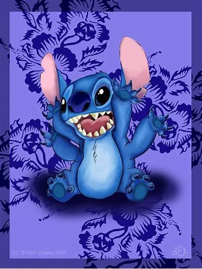 Stitch Disney Wallpapers Phone Deviantart Stich Backgrounds