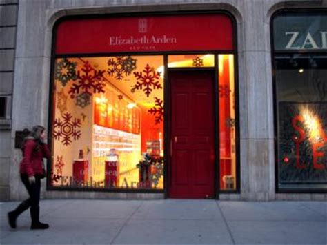 elizabeth arden door spas elizabeth arden door spa to leave fifth ave location