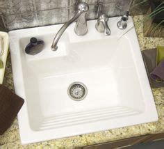 blanco laundry sink with washboard 1000 ideas about laundry sinks on utility