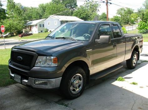Purchase Used 2004 Ford F-150 Xlt Extended Cab Pickup 4