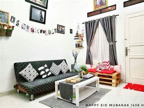 desain ruang tamu kecil terbaru  dekor rumah