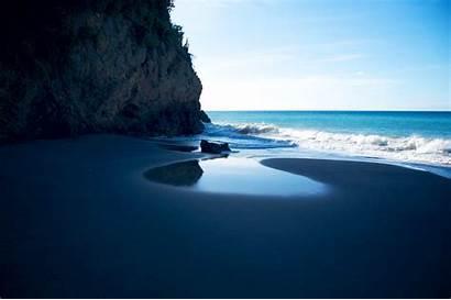 Sand Montserrat Beaches Saint Island Beach Sea