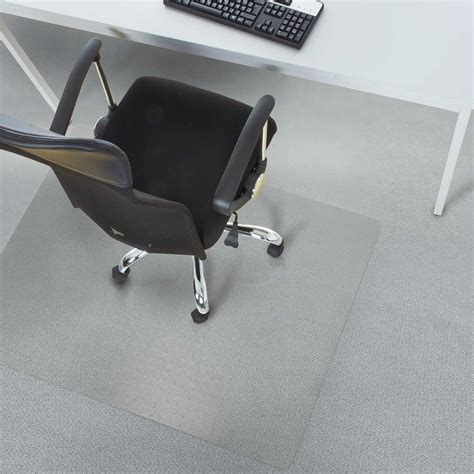 office marshal polycarbonate chair mat for carpet floors