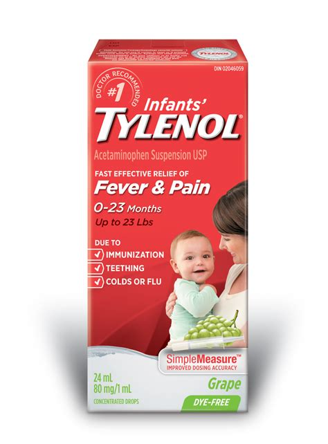Infants Tylenol Drops Tylenol