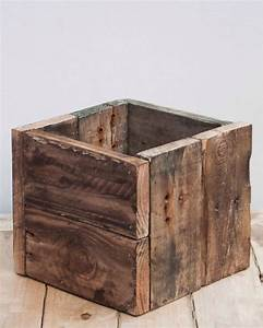 Small Wooden Planter Boxes Best 25+ Wooden Planters Ideas ...