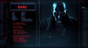 The Batman: Arkham Origins Files – Bane