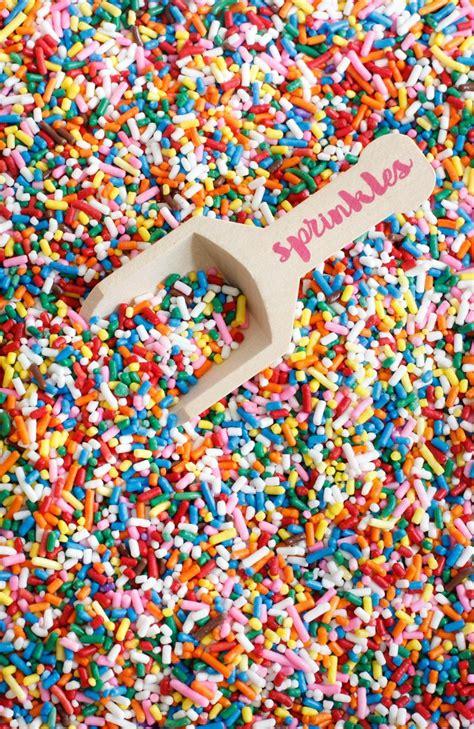 Sprinkle Bakes | Cake donuts, Sprinkles, Rainbow sprinkles