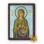 Wooden Russian Icons Nioras Orthodox Paraskevi Icon