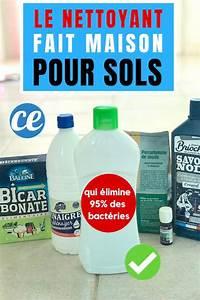 Nettoyant Sol Maison : le nettoyant fait maison pour sols qui limine 95 des ~ Farleysfitness.com Idées de Décoration