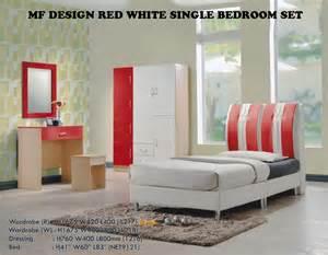 set bilik tidur modern desainrumahidcom