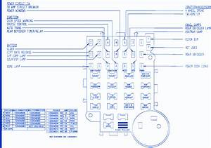 Gmc S 15 1991 Circuit Brake Fuse Box  Block Circuit Breaker Diagram  U00bb Carfusebox