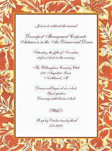 "Quick View - 898400 - ""fall Elegance invititation"""