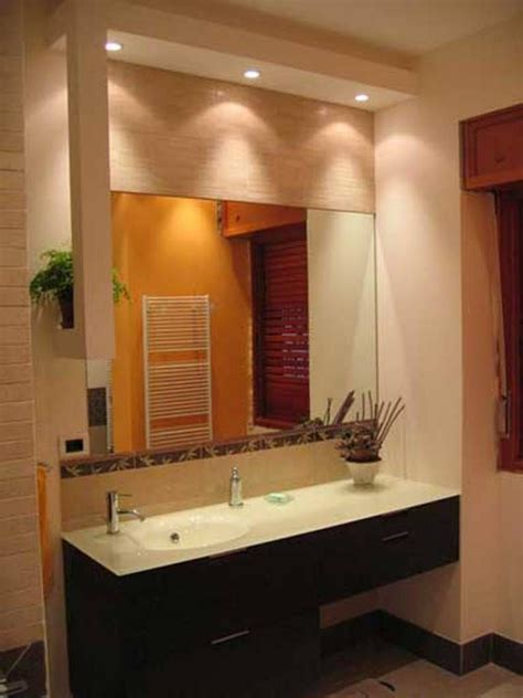 recessed lighting bathroom vanity home dream home in