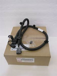 Lexus Oem Factory Tow Wire Harness 2010