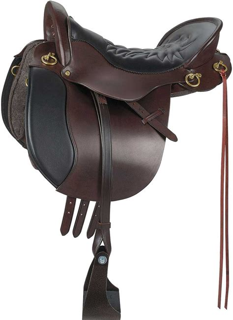 horse saddles saddle western trail endurance tucker english riding saddlery brown tack equitation brands cowboy magic wintec dropping jaw larger