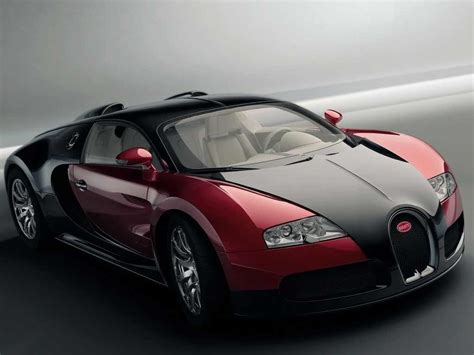 Bugatti-veyron Most Expensive Cars In The World