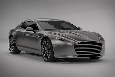 Aston Martin Rapide All-electric Sports Car