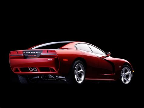 Dodge Charger R/t Concept (1999)