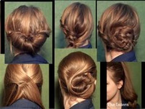 quick office hairstyles youtube