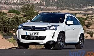 Citroën C4 Aircross Business : nueva gama citro n c4 aircross engendro mec nico ~ Gottalentnigeria.com Avis de Voitures