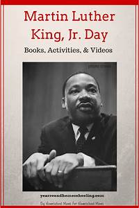 105 best images about Holidays: MLK Day on Pinterest | Nu ...