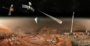 Working for the Mars Program: Next Decade Mars Exploration