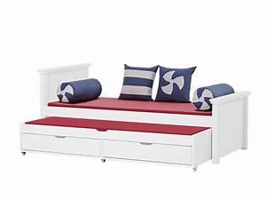 Bett 90 X 200 Weiß : hoppekids sofa bett wei 90x200cm hoppekids maja a3 deluxe 3 in1 ~ Bigdaddyawards.com Haus und Dekorationen