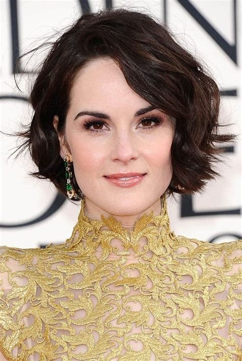 easy short hairstyles for wavy hair 2014 popular haircuts