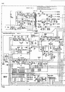 Schneider Chassis Tv5 1 Schematic Diagram Service Manual