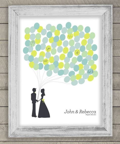 creative wedding guest book alternatives onewed