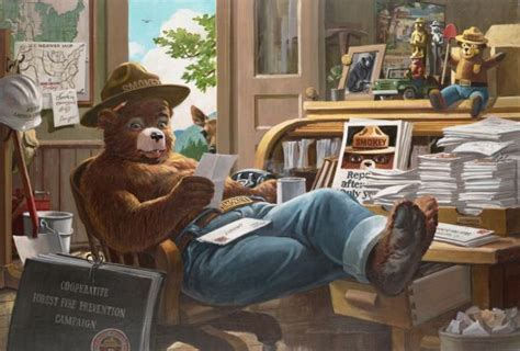 gallery happy birthday smokey bear