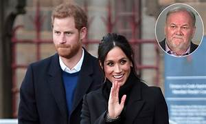 Meghan Markle's dad Thomas Markle addresses royal wedding ...