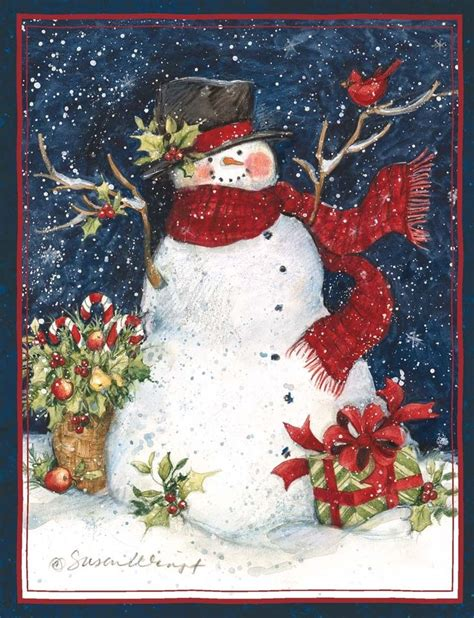google gr art christmas cards cards of singing search snowmen melt my boxed