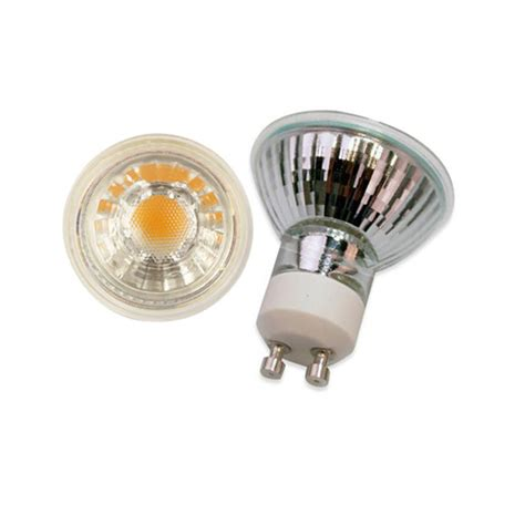 new 5w 7w gu10 cob led spotlights bulbs ac220 240v