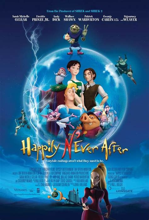 Happily N'Ever After (2007), News, Trailers, Music, Quotes ...