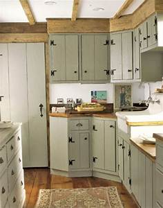 1000 ideas about old farmhouse kitchen on pinterest With kitchen colors with white cabinets with diy barn wood wall art