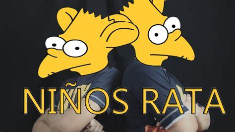 NIÑOS RATAS RAP   ZARCORT Y PITER-G - YouTube
