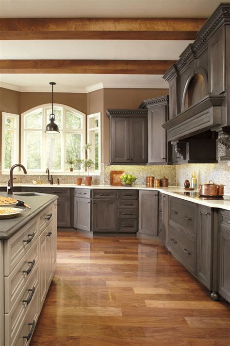 Kitchen Cabinet Colors Gray Pallete For Your Kitchen Update